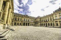 古典大厦在德国 库存照片