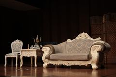 古典歌剧院 库存照片