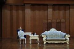 古典歌剧院 库存图片