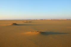 古典沙漠 免版税图库摄影