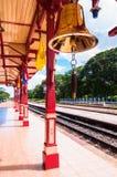 古典火车站 免版税图库摄影