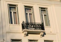 古典的阳台 免版税库存图片