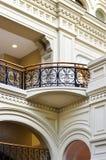 古典的阳台 免版税库存照片