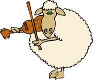 古典绵羊 免版税库存图片