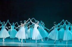 古典芭蕾吉赛尔 免版税图库摄影