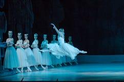 古典芭蕾吉赛尔 免版税库存照片