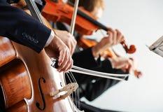 古典音乐:音乐会 免版税库存照片