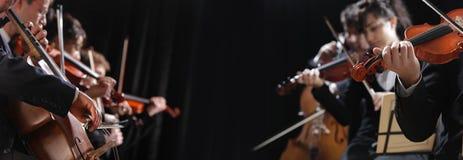 古典音乐 免版税库存照片