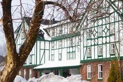 古国旅馆 库存照片