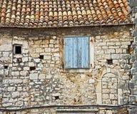 古国达尔马提亚狗房子 库存照片