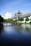 古城在泰国 免版税库存照片