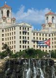 古巴旅馆 库存图片