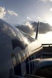 古巴飞机 免版税库存图片