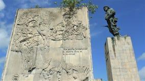 古巴,圣塔克拉拉 免版税库存照片