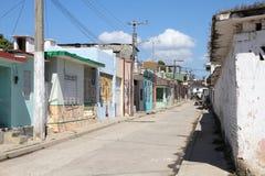 古巴sancti spiritus 库存图片