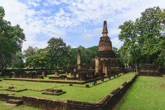 古庙泰国 免版税库存图片