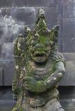 古庙雕塑 免版税库存照片