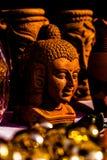 古杰雷特,印度的工艺品 图库摄影