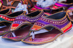 古杰雷特,印度的工艺品 免版税库存图片