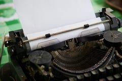 古板的作家的材料 免版税库存图片