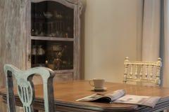 古板的家具 免版税库存照片