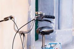 古板的自行车响铃 免版税库存照片