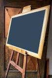 古板的菜单板 免版税库存图片