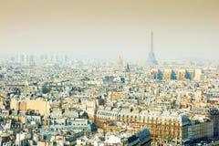 古板的巴黎 库存照片