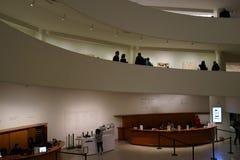 古根海姆美术馆纽约19 库存图片