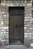 古法语门 库存图片