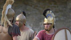 古罗马民用争斗 股票录像