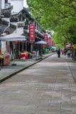 古老中国村庄在中国南方, Zhugecun 免版税库存图片