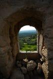 古老以色列废墟 免版税库存图片