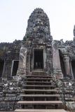 古老佛教徒废墟 图库摄影
