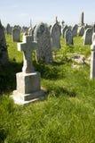 古老公墓 库存图片