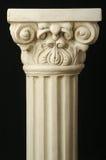 古老列柱子 库存照片