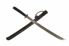 古老剑和鞘 图库摄影