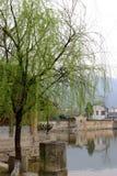 古老南城镇 免版税图库摄影