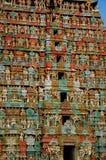古老印度印度寺庙 库存图片