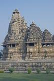 古老印度寺庙 免版税图库摄影