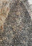 古老印度神石头柬埔寨艺术  古老Khme 库存图片