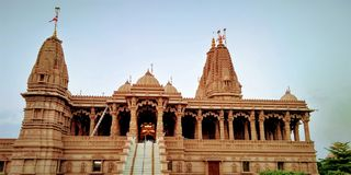 古老历史寺庙在印度 免版税图库摄影