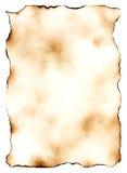 古老原稿6 免版税库存图片