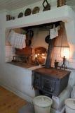 古老厨房 库存照片