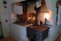 古老厨房 免版税库存图片