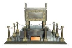 古老古铜色汉语 免版税库存图片