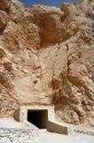 古老国王坟茔谷 库存图片