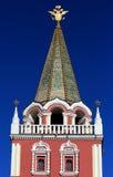 古老圆顶在莫斯科 免版税库存照片