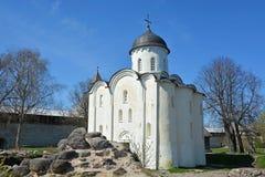 古老圣乔治的大教堂 免版税图库摄影