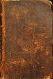 古老圣经盖子 免版税库存图片